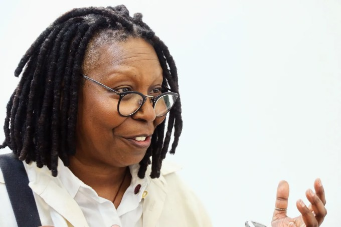 whoopi goldberg on vetements and leaving the view