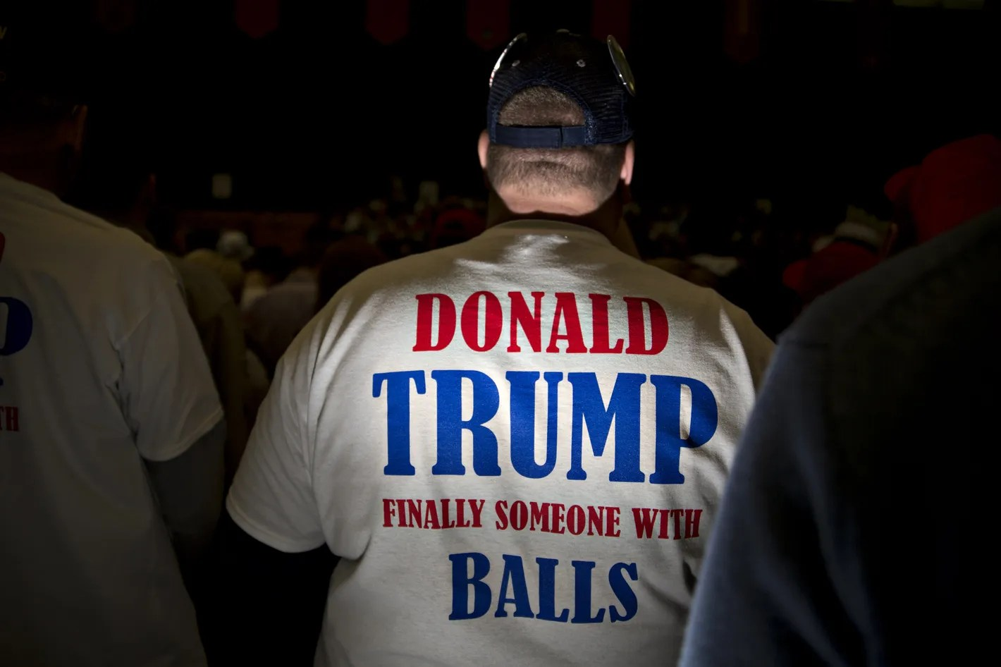 Image result for hillary t shirts at trump rallies