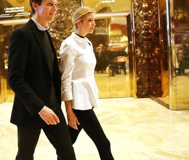 Ivanka Trump And Jared Kushners New Neighbors Are Justifiably Annoyed