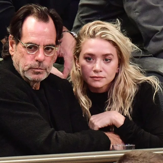 Ashley Olsen Reportedly Broke Up With Her 58 Year Old Boyfriend