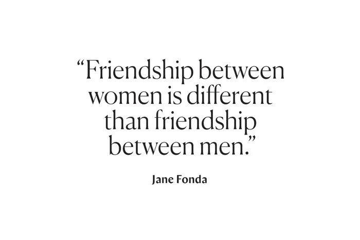 Image of: Facts i Think That Is One Reason Why Women Live Longer Than Men Friendship Between Women Is Different Than Friendship Between Men Quote Ambition 25 Friendship Quotes To Share With Best Friend