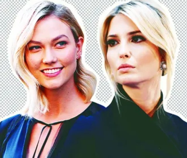 Ivanka Trump Reminds Everyone She And Karlie Kloss Are Sisters In Law