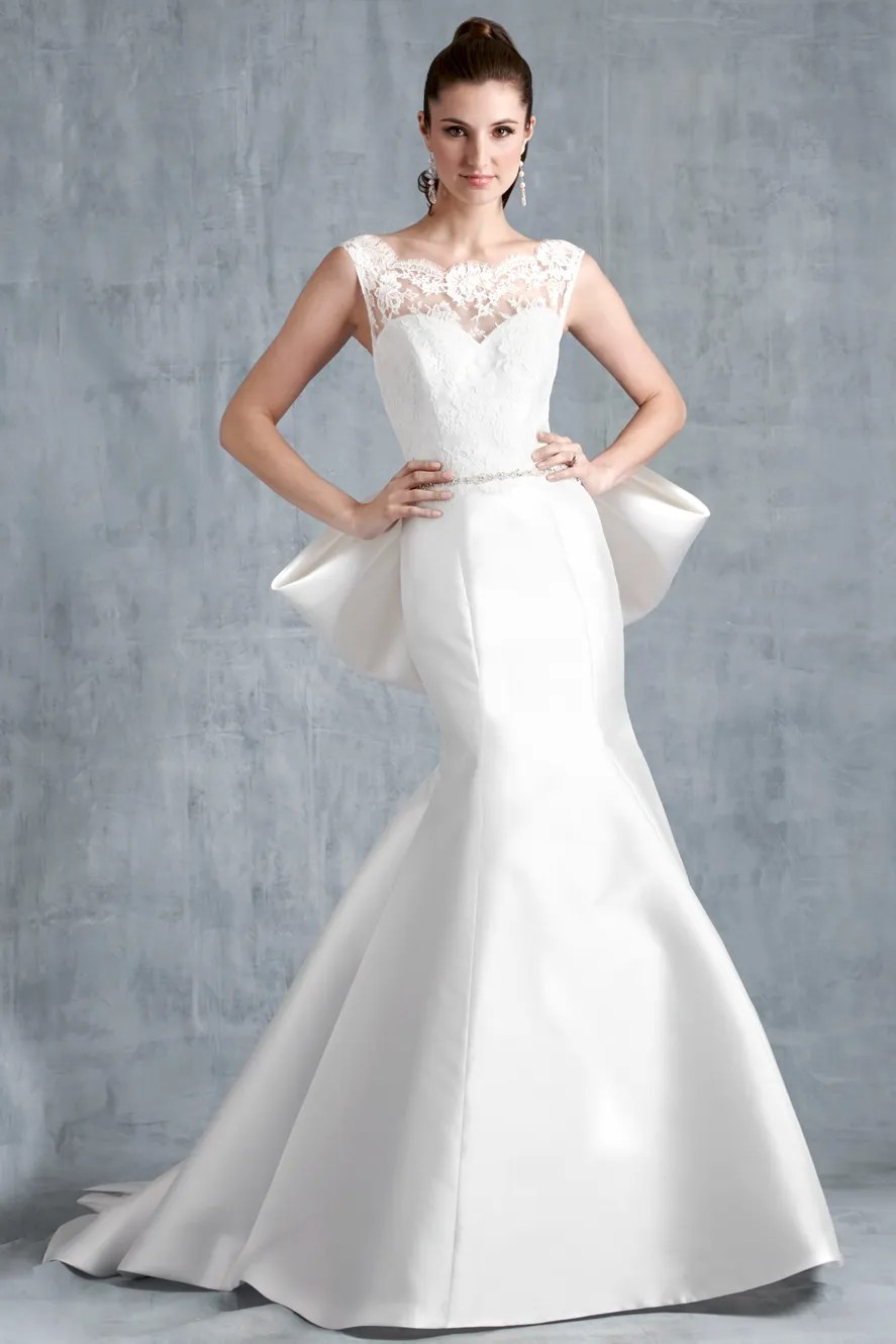 Bridal Week: Spring/Summer 2015 – The Chic Peak