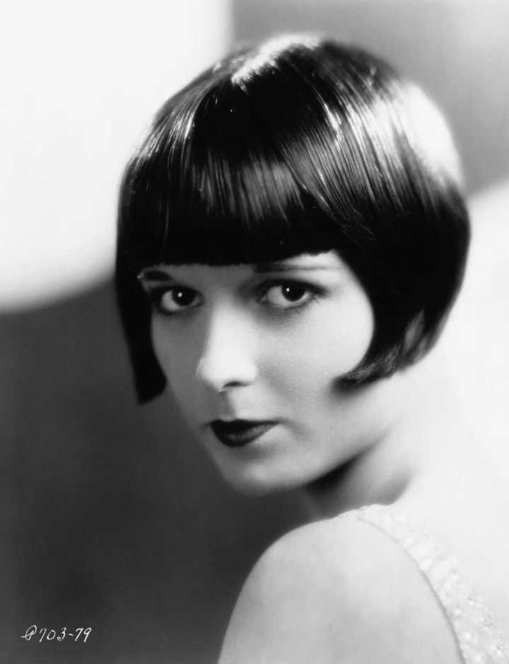 Image result for louise brooks bob