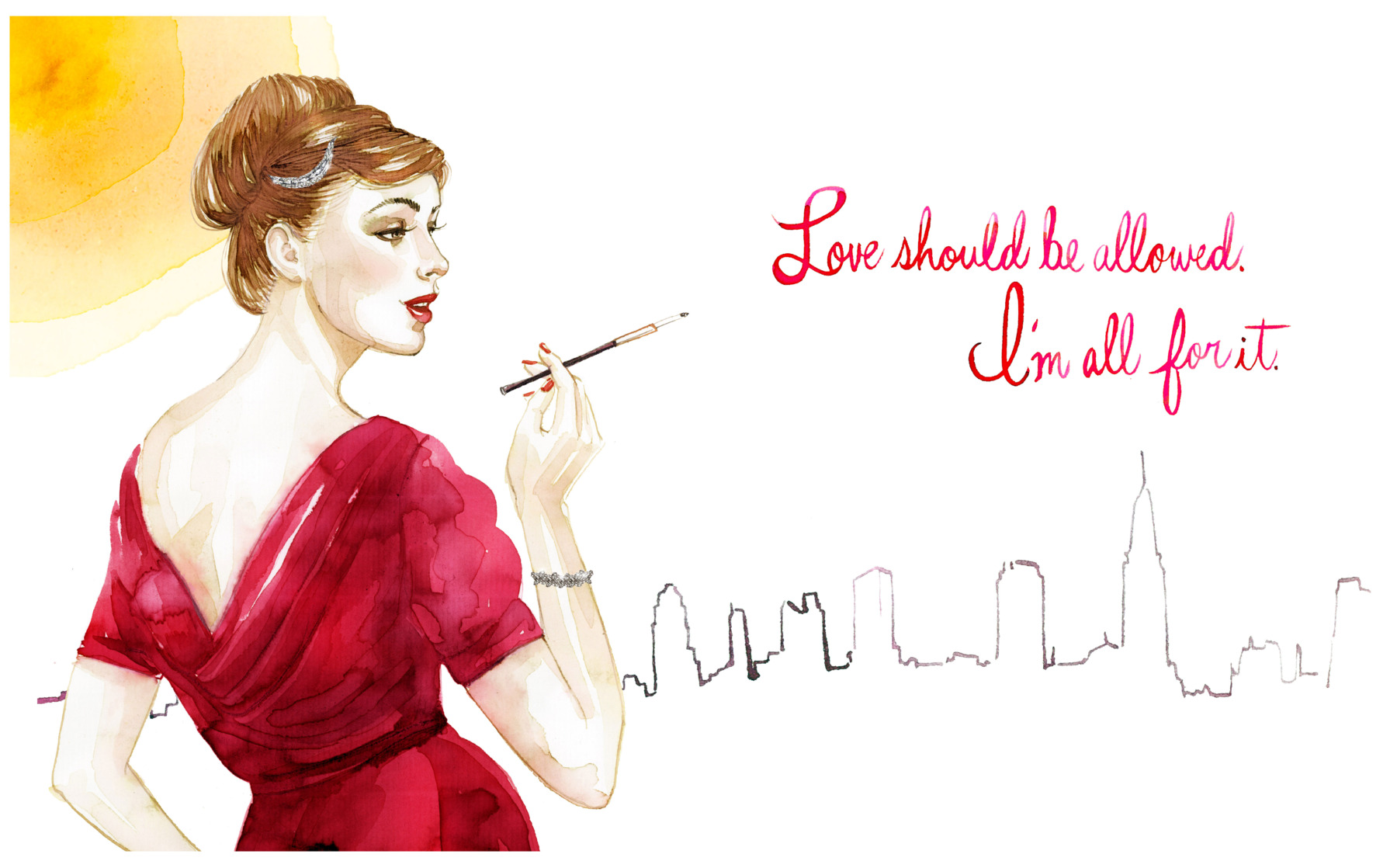 Holly Golightly, <i>Breakfast at Tiffany's</i>