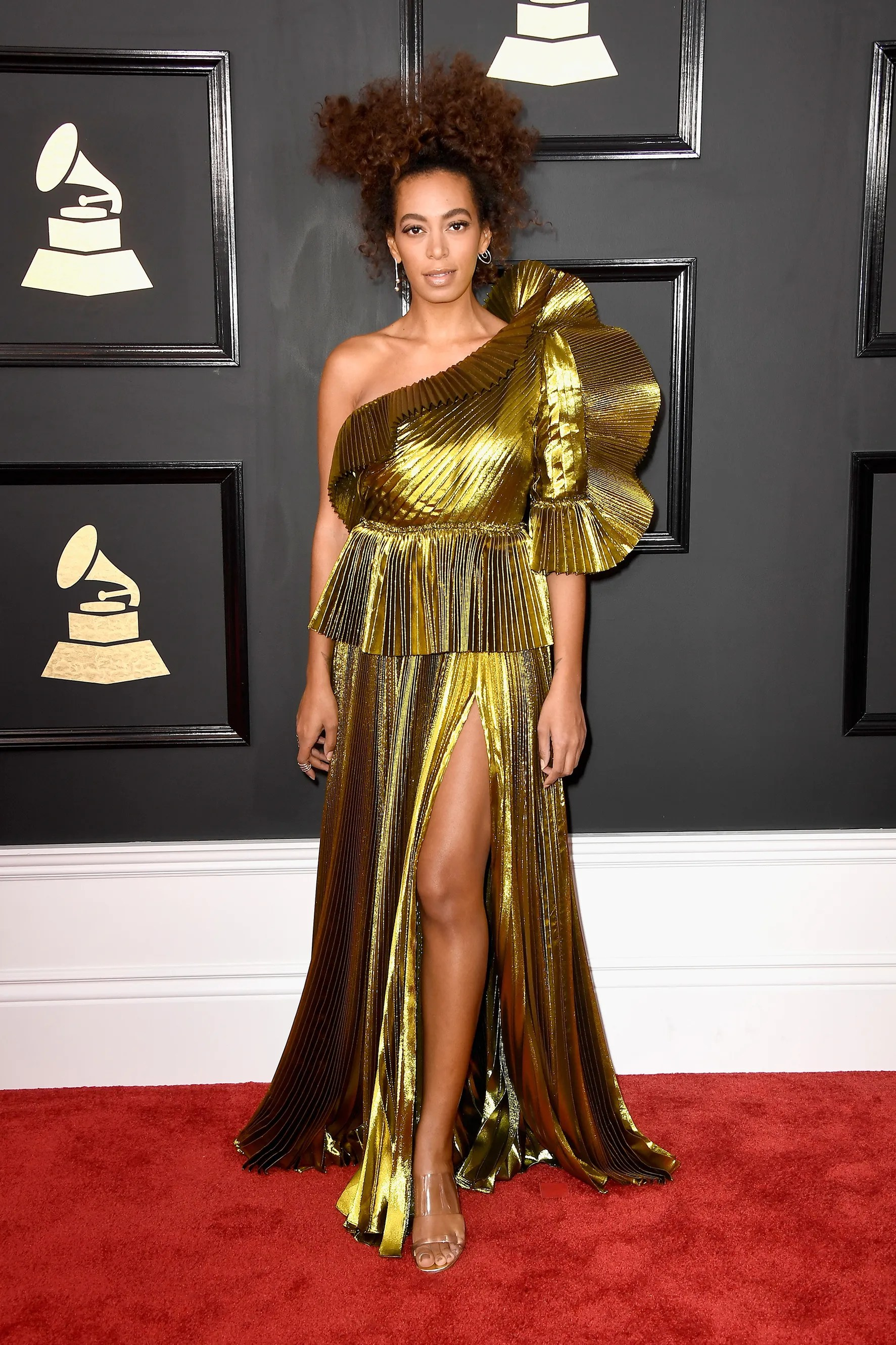 Most On-Theme: Solange Knowles in Gucci