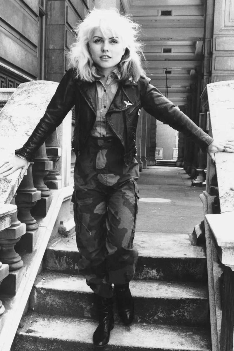 Debbie Harry 1977 Biker Jacket Babes The Cut