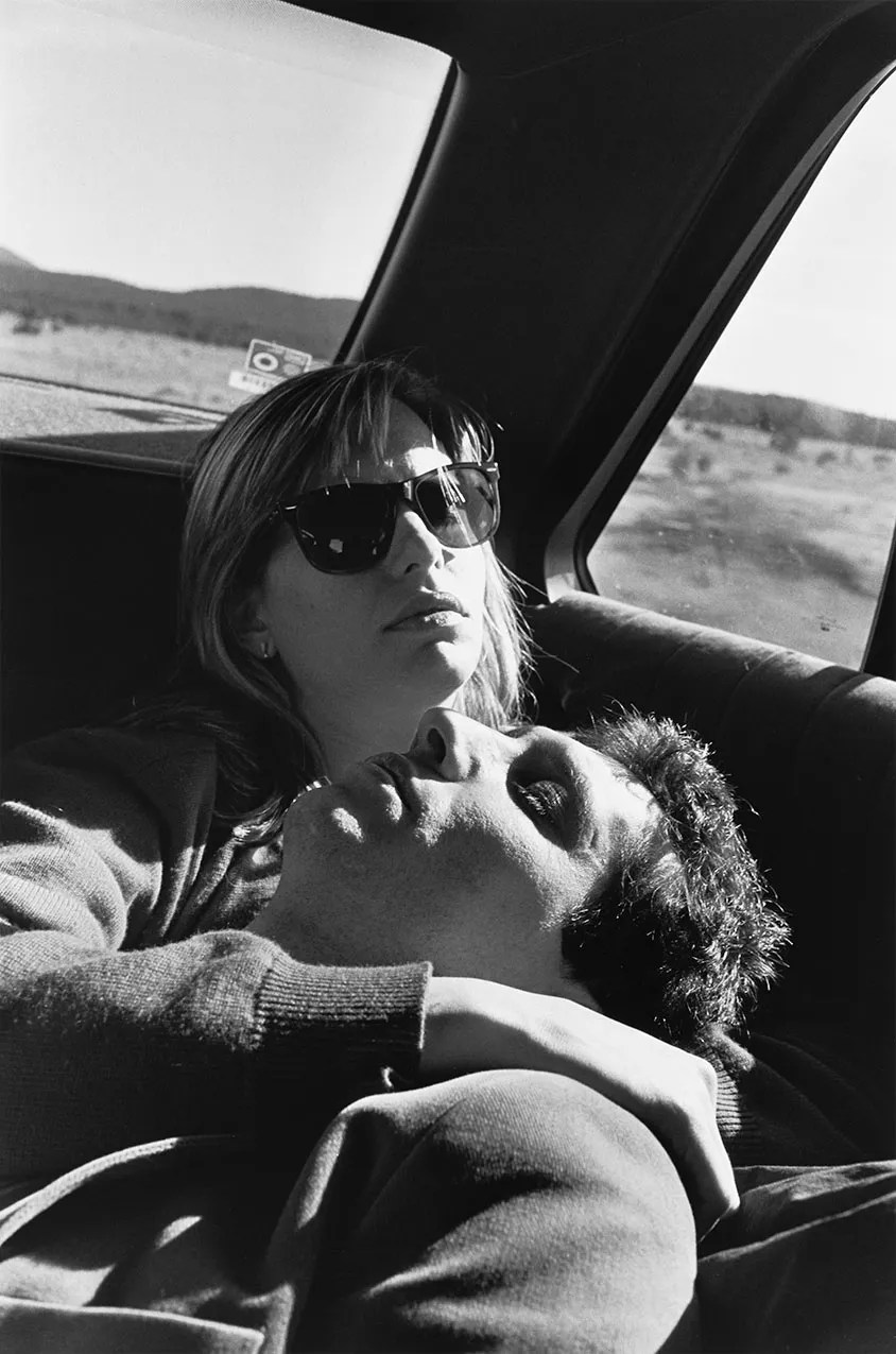 Anna and Tom Roma, Arizona, 1989.