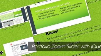 190+ Best! jQuery Slider tools - Part III - Pixel2Pixel Design