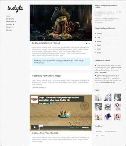 instyle-responsive-wordpress-theme