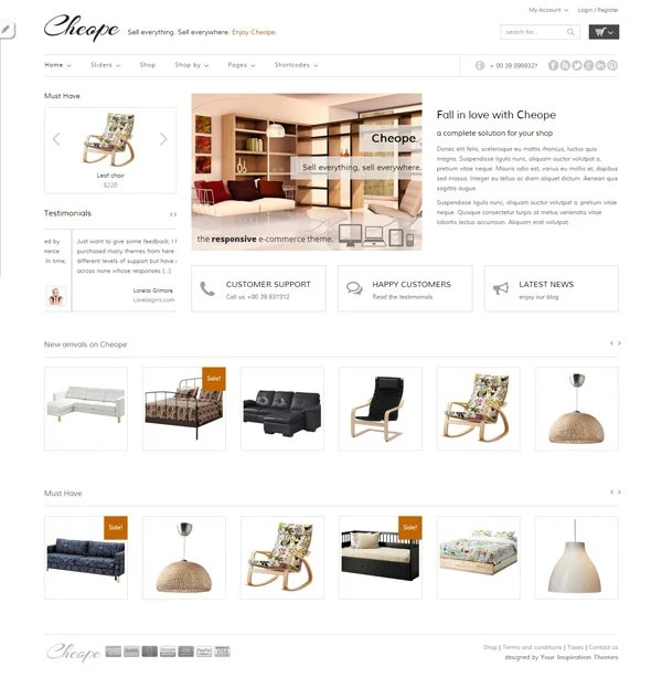 Cheope-shop