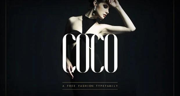 coco-free-font