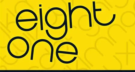 Download Eight One font