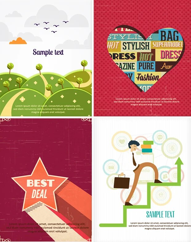 complete illustrations set free sample Deal of the Week: 600+ Top Quality Vector Illustrations – Only $49
