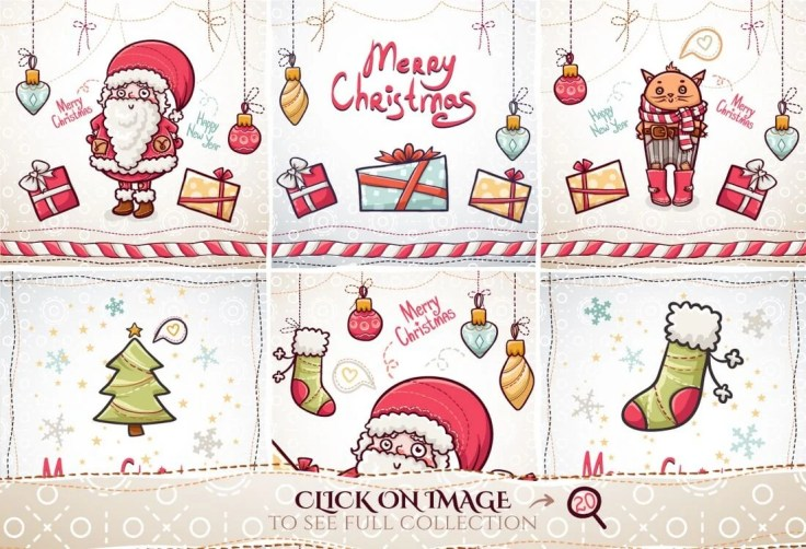 christmas-cards-set