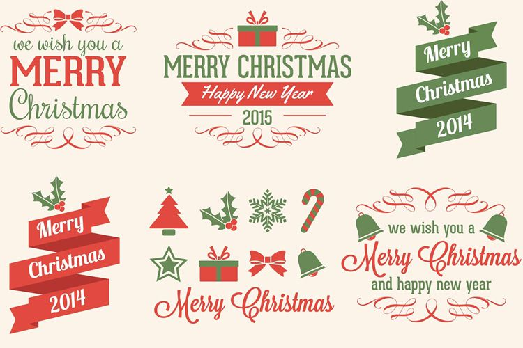 40 Free Christmas Templates Resources For Designers Pixel2Pixel