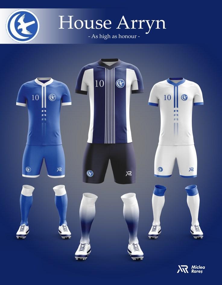 House Arryn Football Kit