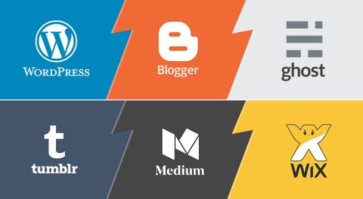 How to start a WordPress blog - Free Blogging Platforms