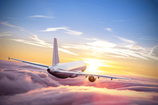 Airplane HD image for designers and photo lovers on Pixel89