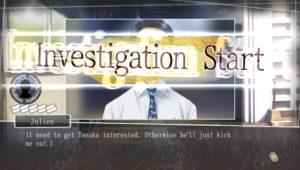 Root Letter Investigation Start
