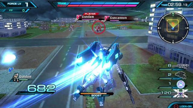 GundamVSScreenshot