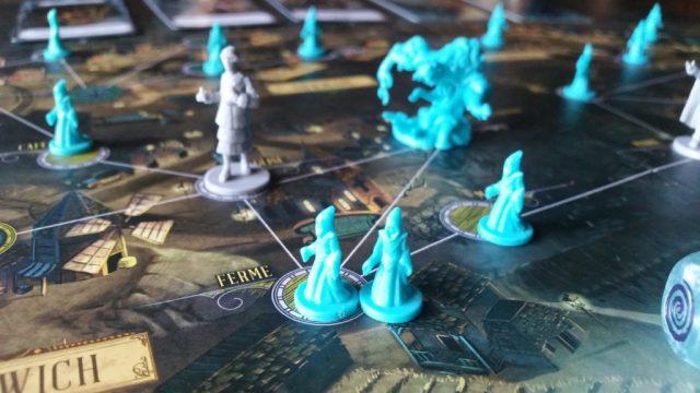 [Test] Pandemic : Le Règne de Cthulhu