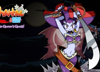 Shantae - Pirate Queen's Quest product