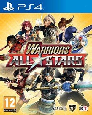 [Test] Warrior All-Stars