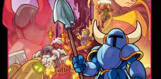 Shovel Knight Official Design Works