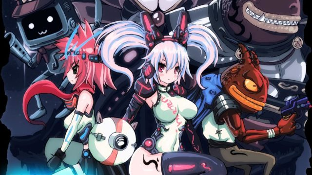 Xenon Valkyrie + - Character