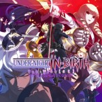 UNDER NIGHT IN-BIRTH Exe:Late[st] - logo PSN