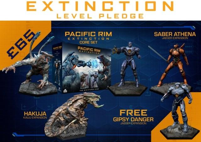 Pacific Rim Extinction Level Pledge