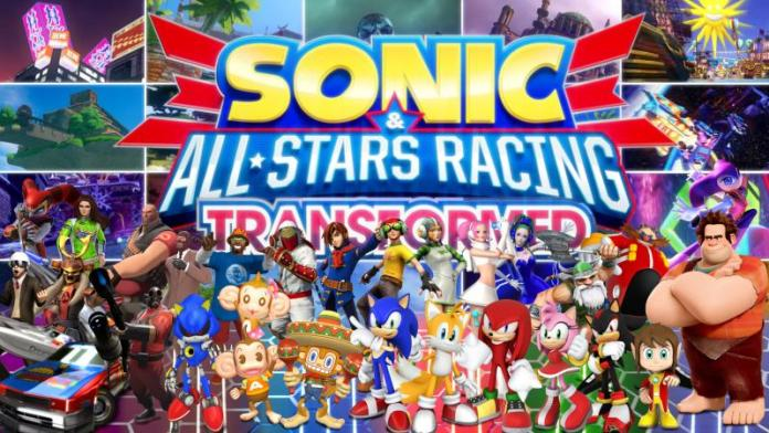 Sonic the Hedgehog: Battle Racers