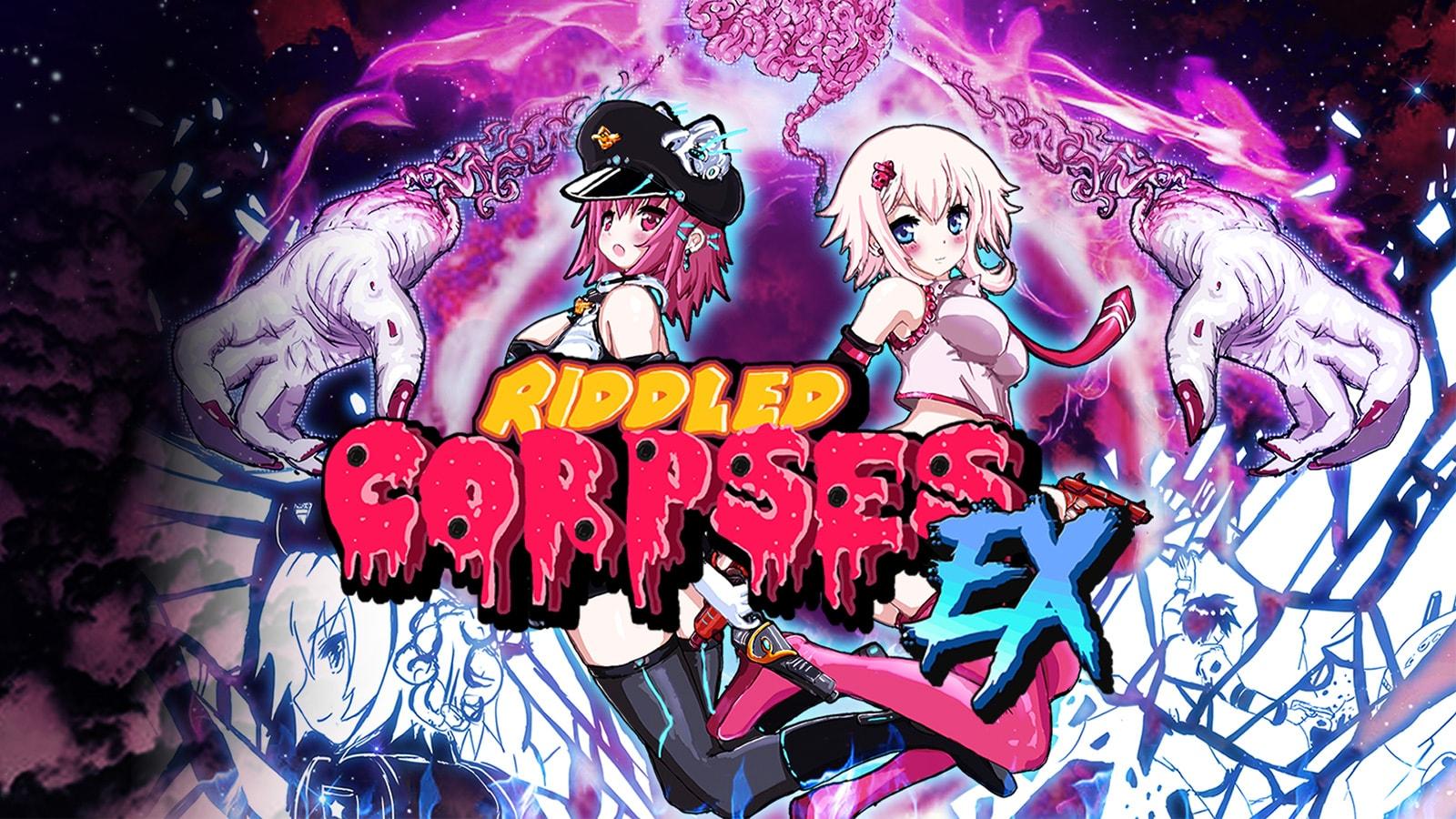Bannière - Riddled Corpses EX