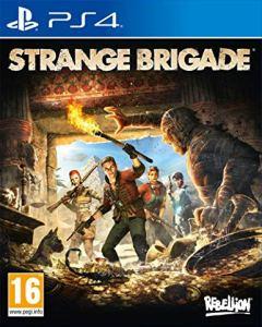Strange Brigade - Sétéki ? Bah une reine maléfique...