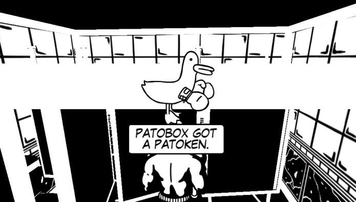 [Test] Pato Box - un jeu qui a du poing !