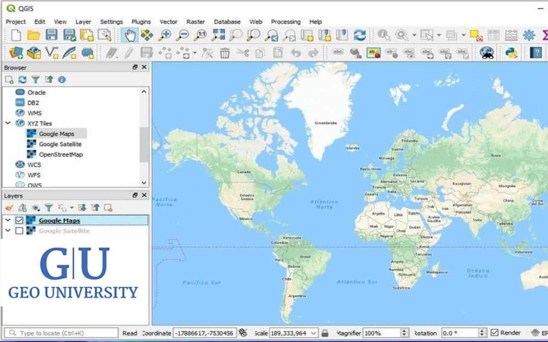 Learn the Basics of the QGIS Platform