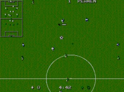 Dino Dini's Soccer Genesis pixelated audio episode 02