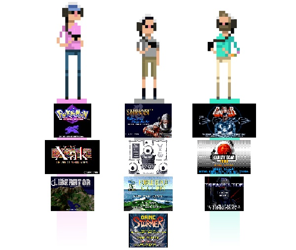 Pixelated Audio - Video Game Music podcast and Retro Gaming