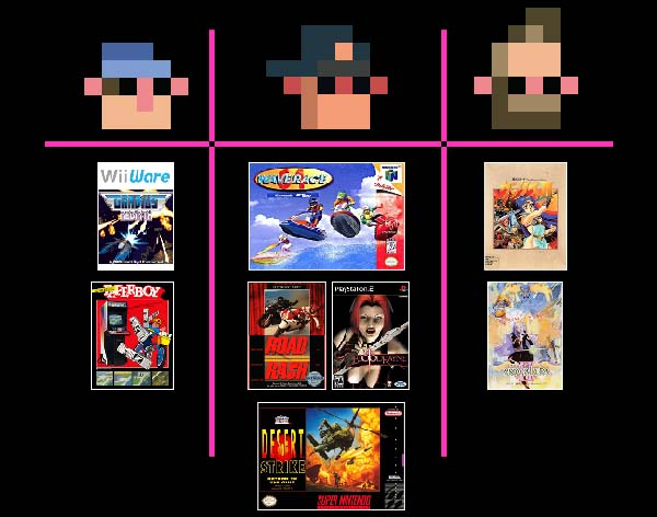 Pixelated Audio - Video Game Music podcast and Retro Gaming episode 33