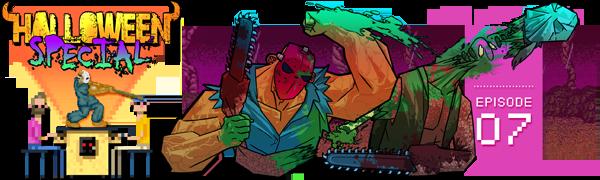 Pixelated Audio - Video Game Music podcast and Retro Gaming 07_episode_art-halloween pixelated audio