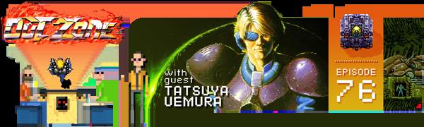 Pixelated Audio - Video Game Music podcast and Retro Gaming Tatsuya Uemura