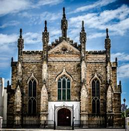 Cathedral in Grahamstown