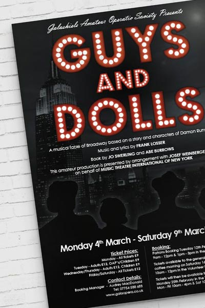 GAOS: Guys & Dolls