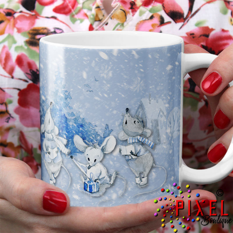 Christmas-Mice-with-hand-holding-mug