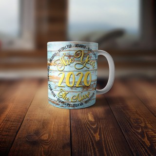 Year of Nurse Mug front