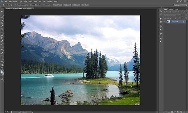 Photoshop ішіндегі суреттің өлшемін қалай өзгертуге болады