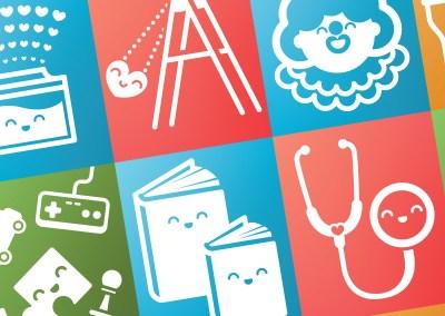Sick Kids Foundation Gift Illustrations