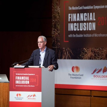 Mastercard Foundation Symposium on Financial Inclusion
