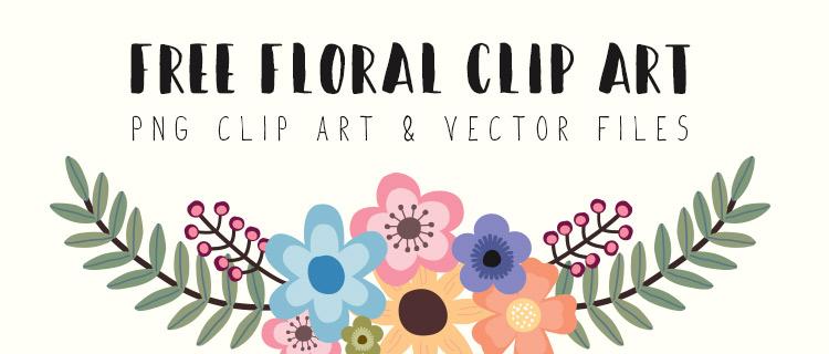 PCP_Floral_Clip_Art_Prev1